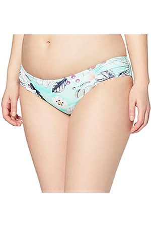 Seafolly Women's Ruched Side Retro Swimsuit Bikini Bottoms