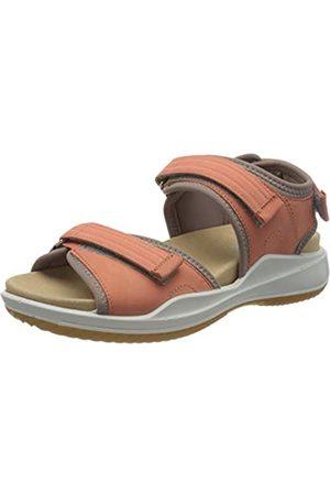 Romika Women's Sumatra 05 Sling Back Sandals, (Koralle 480)