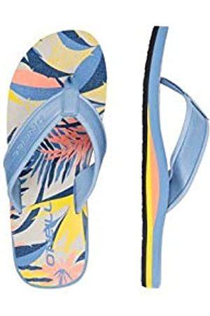 O'Neill Men's Fm Arch Graphic Sandalen Flip Flops, ( OR AOP W/ 7950)