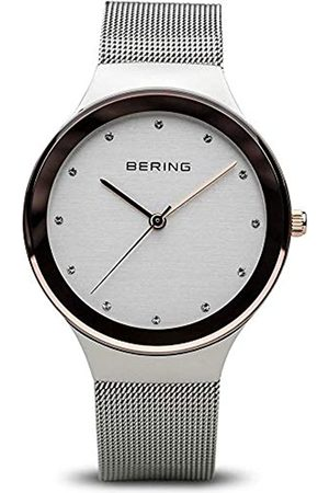 BERING Women's Analogue Quartz Watch with Stainless Steel Strap 12934-060