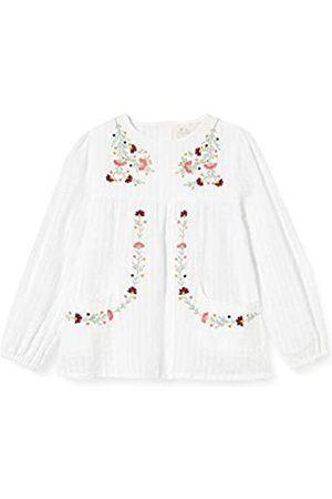 ZIPPY Girl's Blusa Con Bordados Ss20 Blouse