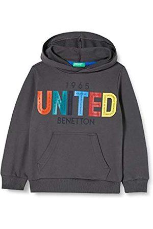 United Colors of Benetton Boy's Felpa Sports Hoodie