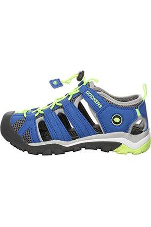 Dockers by Gerli Unisex Kids' 46mt604-637630 Low-Top Sneakers, (Royal 630)