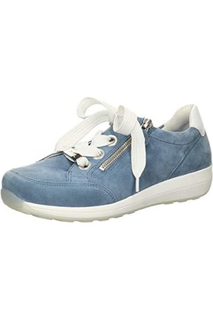 ARA Women's Osaka Low-Top Sneakers, (Sky, Weiss 20)