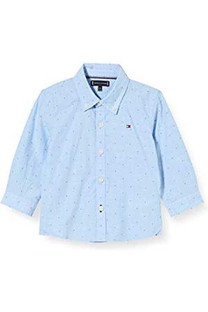 Tommy Hilfiger Boy's Dobby Detail Shirt L/S