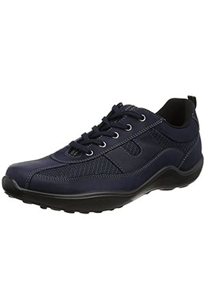 Hotter Men's Control Oxfords, (Navy)