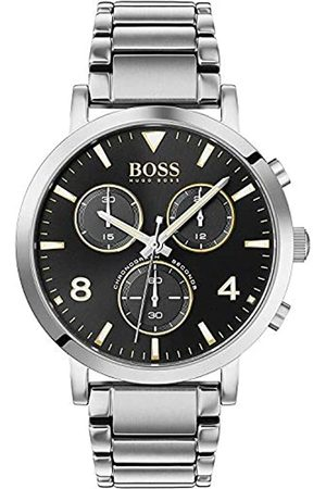 HUGO BOSS Men's Analogue Quartz Watch with Stainless Steel Strap 1513736
