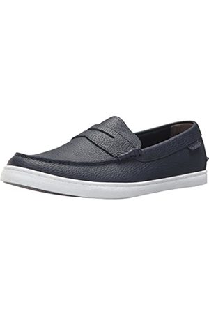 Cole Haan Men's Nantucket Loafer Trainers, (Peacoat Leather Peacoat Leather)