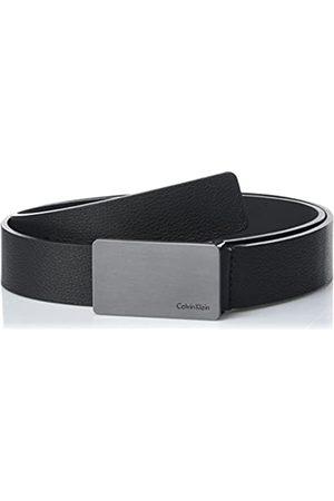 Calvin Klein Men's Plaque Belt 3.0cm