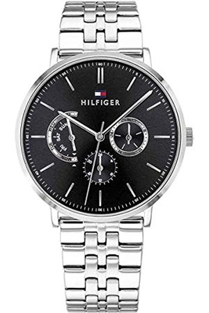 Tommy Hilfiger Mens Multi dial Quartz Watch with Stainless Steel Strap 1710373