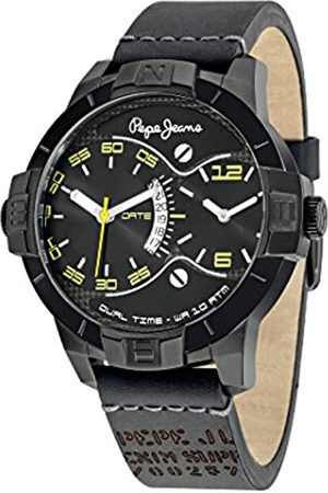Pepe Jeans Carrie Men's Quartz Watch with Dial Analogue Display and Stainless Steel Strap R2353102509