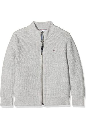 Tommy Hilfiger Boy's AME Structured Zip Cardigan L/s