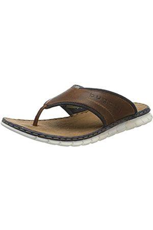 Bugatti Men's 321915831200 Open Toe Sandals, (Cognac 6300)