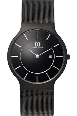 Danish Designs Danish Design Men's Quartz Watch with Dial Analogue Display and Stainless Steel Strap DZ120031