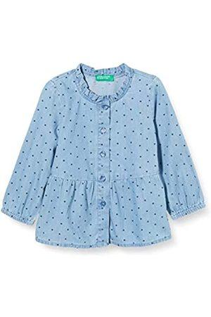 Benetton Baby Girls' Camicia Blouse