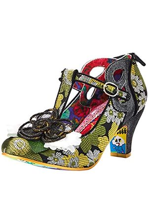 Irregular Choice Women's Sleepy Jean Closed Toe Heels, ( B)