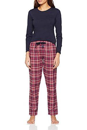 Tommy Hilfiger Women's Set Ls Check Pyjama