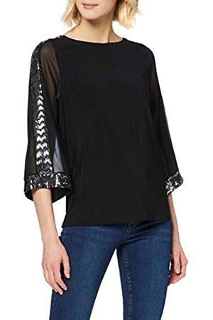 New Look Women's GO T Kimono SEQ Trim TOP Shirt