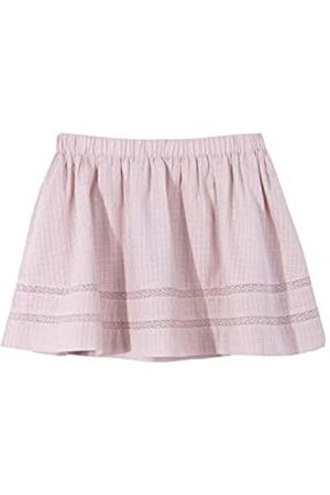 Gocco Girl's Falda Tiras Bordadas Skirt