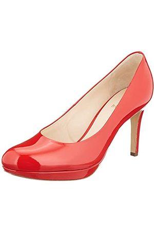 Högl Women's Studio 80 Platform Heels, (Scarlet 4300)