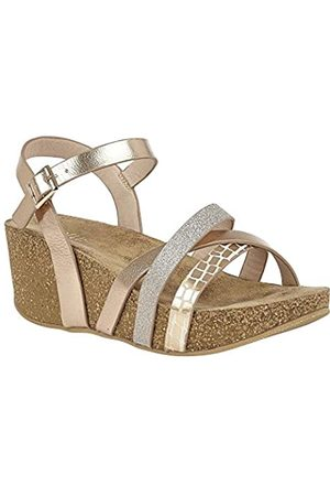 Lotus Women's Lily Open Toe Sandals, (Rose Ky)