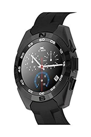 Eclock Mens Digital Automatic Watch with Rubber Strap EK-F4