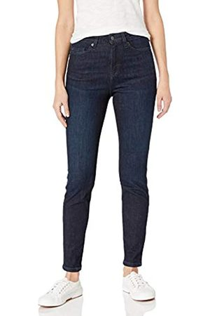 Amazon High-rise Skinny Jean Dark Wash