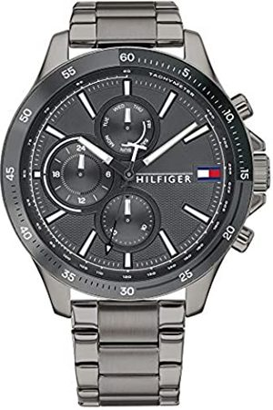 Tommy Hilfiger Men's Analogue Quartz Watch with Stainless Steel Strap 1791719