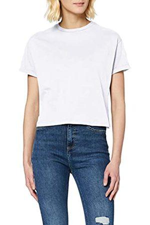 New Look Women's D ORGANIC CROP TEE Shirt
