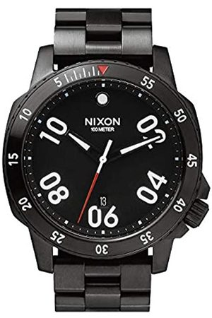 NIXON Men's Analogue Quartz Watch with Stainless Steel Strap A506001