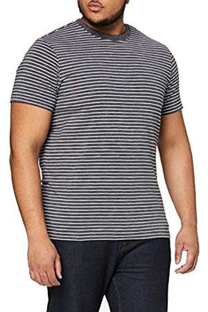Urban classics Men's T-Shirt Basic Stripe Tee