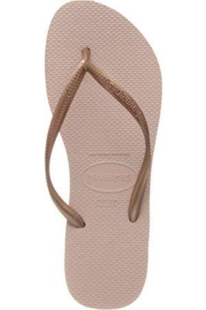 Havaianas Slim, Women's Flip Flops, (Ballet )