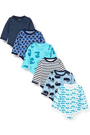 Care Baby Boys Bodysuits Longsleeved 6er Packs and 3er Packs