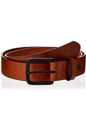 Scotch & Soda Men's Classic Wide Leather Belt