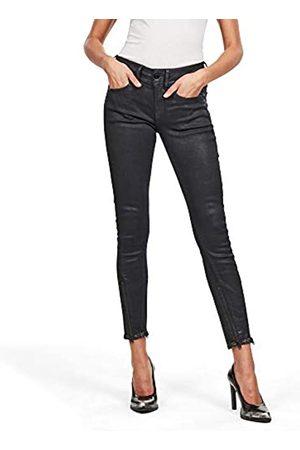 G-STAR RAW Lynn 2-Zip Mid Waist Skinny Ankle Jeans Donna