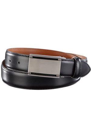 MGM Men's Belt - - Schwarz (schwarz) - 38 IN