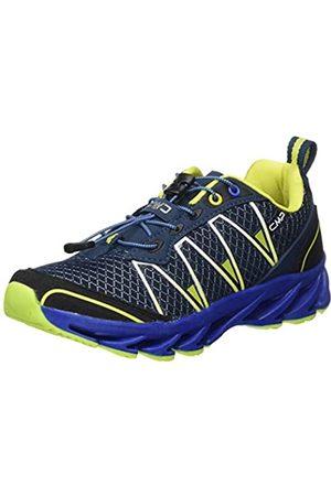 CMP Unisex Kids Altak Trail Shoe 2.0 Running, (Cosmo-Limeade 12NE)