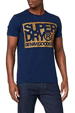 Superdry Men's Denim Goods Co Print Tee T-Shirt