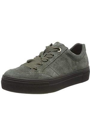 Legero Women's Lima Low-Top Sneakers, (Castor (Grau) 75)