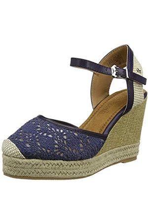 Refresh Women's 69568 Platform Sandals, (Navy Navy)