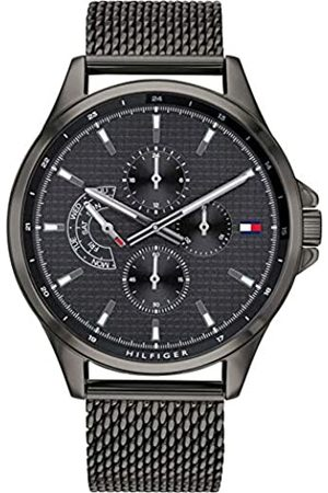 Tommy Hilfiger Mens Multi dial Quartz Watch with Stainless Steel Strap 1791613
