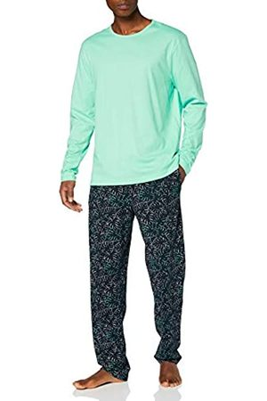 Calida Men's Casual Cotton Pyjama Set