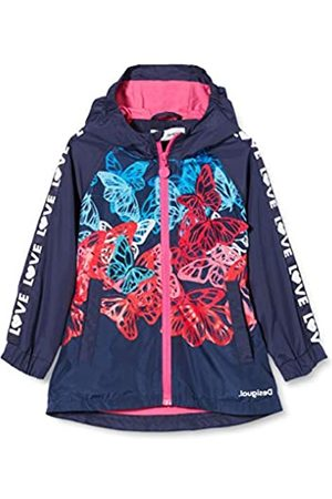 Desigual Girl's Chaq_fresas Coat