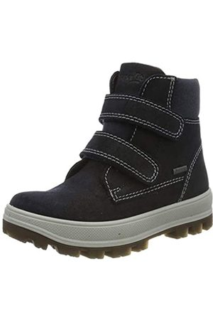 Superfit Boys' Tedd Snow Boots, (Blau 80)
