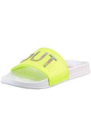 Dockers by Gerli Unisex Kids' 46sm601-610900 Low-Top Sneakers, (Gelb 900)
