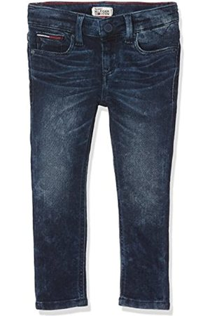 Tommy Hilfiger Boys' Scanton Slim SLBST Jeans, (SLIGA Stretch 911)