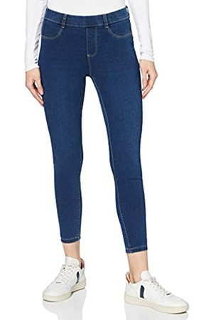 Dorothy Perkins Women's Indigo Regular Length Eden Ankle Grazer Jeggings Jeans
