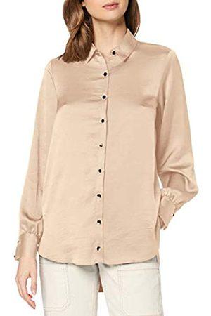 Dorothy Perkins Women's Button Through Longline Shirt