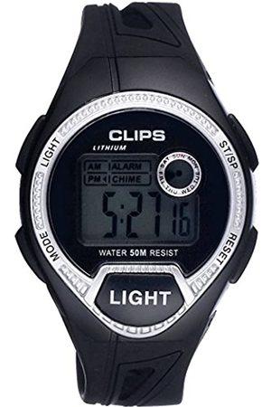 CLIPS Men's Quartz Watch 539-6004-84 with Rubber Strap
