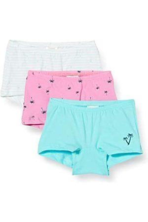 Schiesser Girls' Multipack Cat Zoe 3pack Shorts Panties